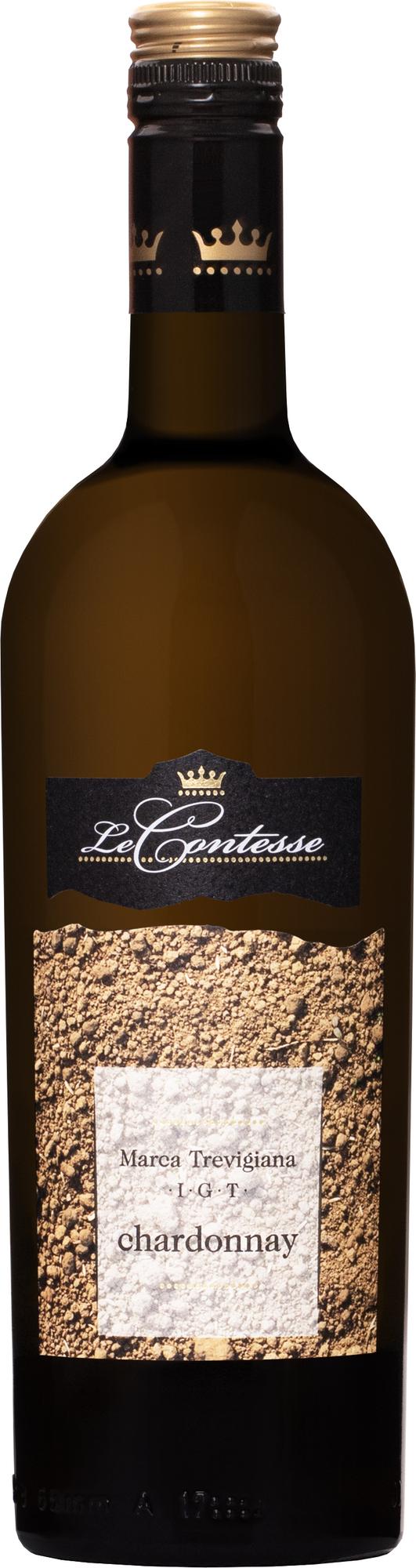 Le Contesse Chardonnay IGT Marca Trevigiana 12% 0,75l