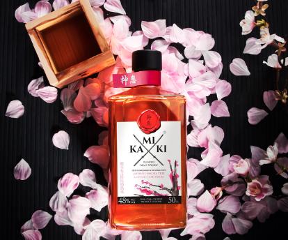 kamiki sakura whisky