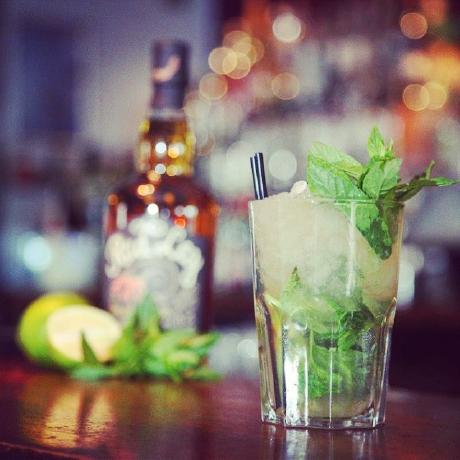 ginger mojito redleg rum