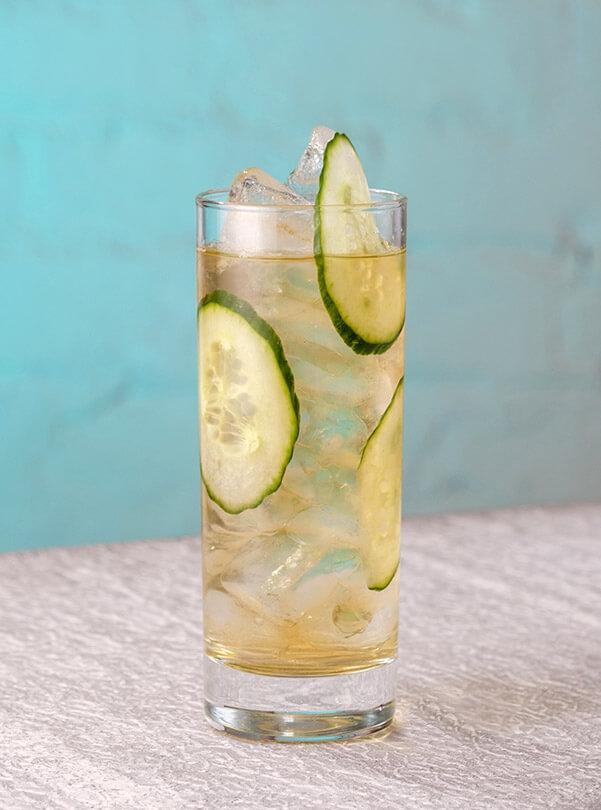 whitley neill quince gin dulovy koktejl