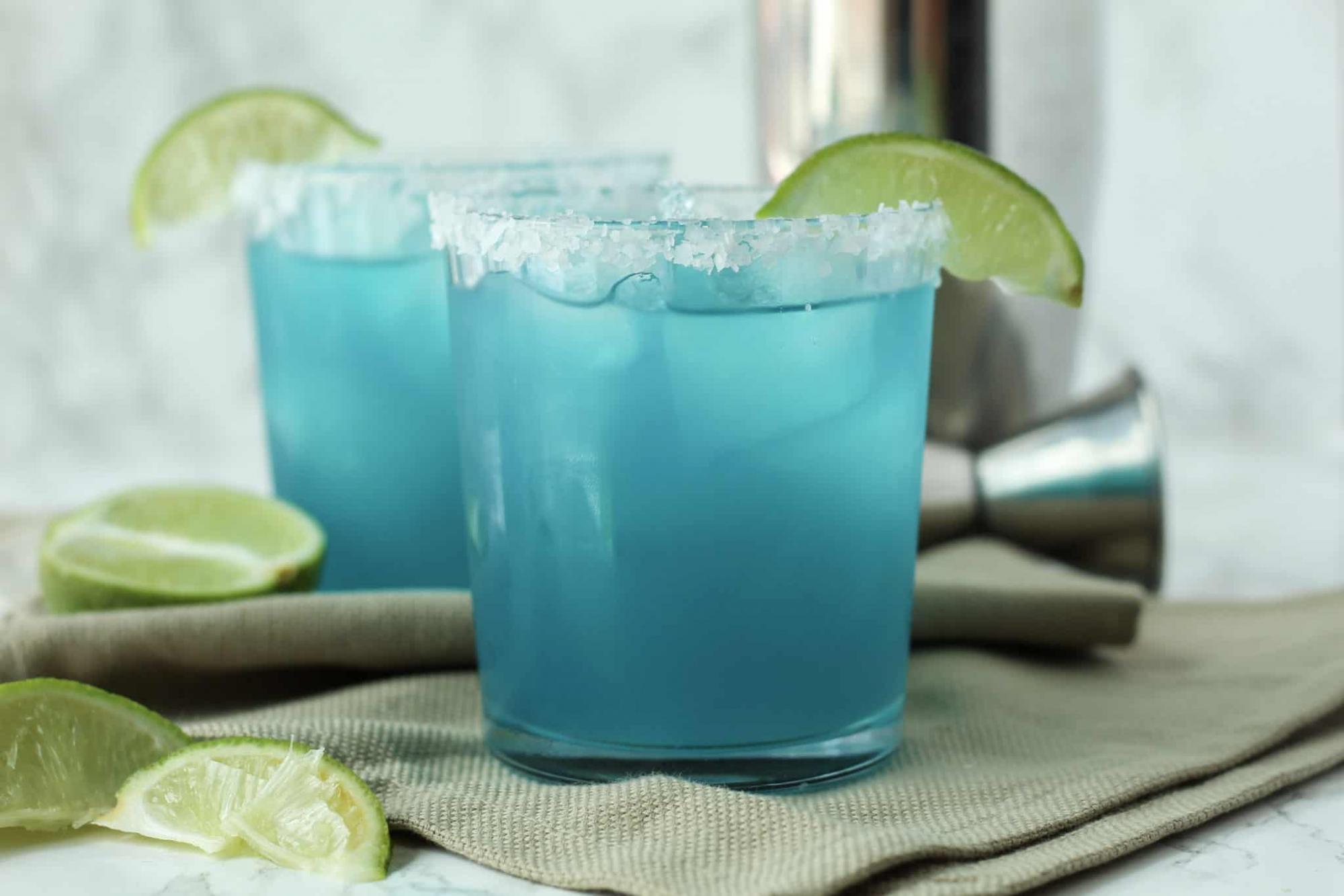 Blue margarita