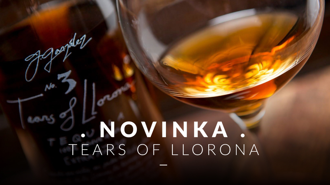 Novinka Tears of Llorna