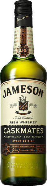 Whiskey Jameson Caskmates