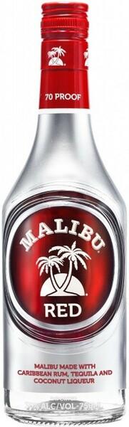 Likér Malibu Red