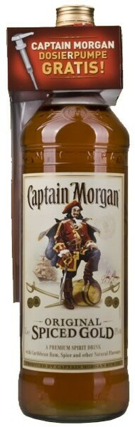 Captain Morgan 3l