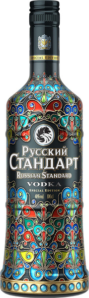 Russian Standard Cloisonné Edition