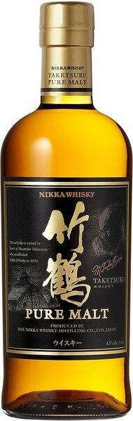Whisky Nikka Taketsuru Pure Malt
