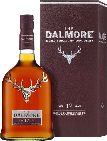 Whisky Dalmore 12 Years Old