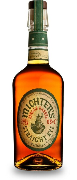 Michter's US*1 Straight Rye Whiskey