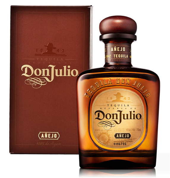 Tequila Don Julio Anejo