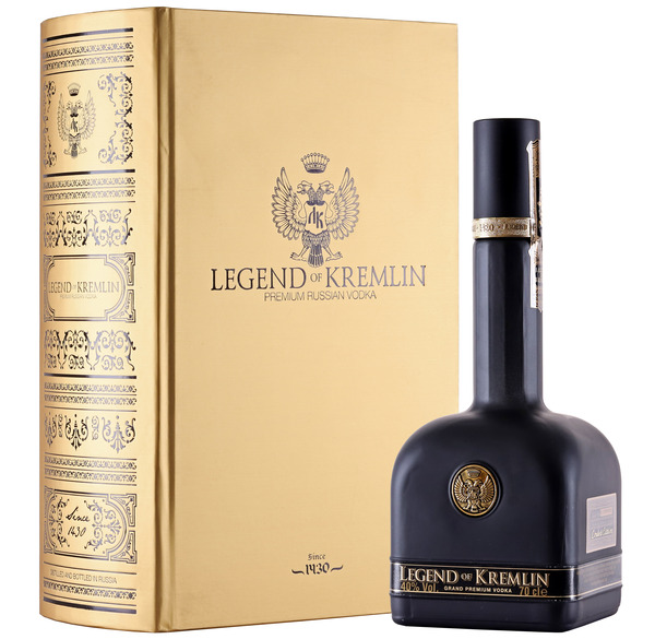 Legend of Kremlin Black Limited Edition