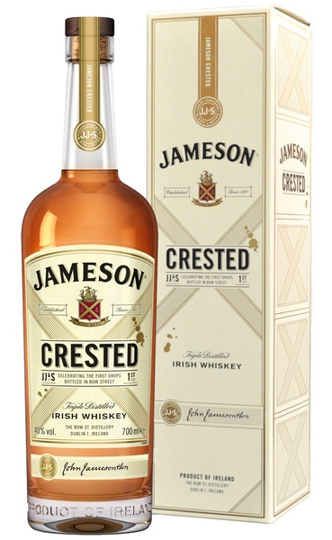 Whiskey Jameson Crested Ten