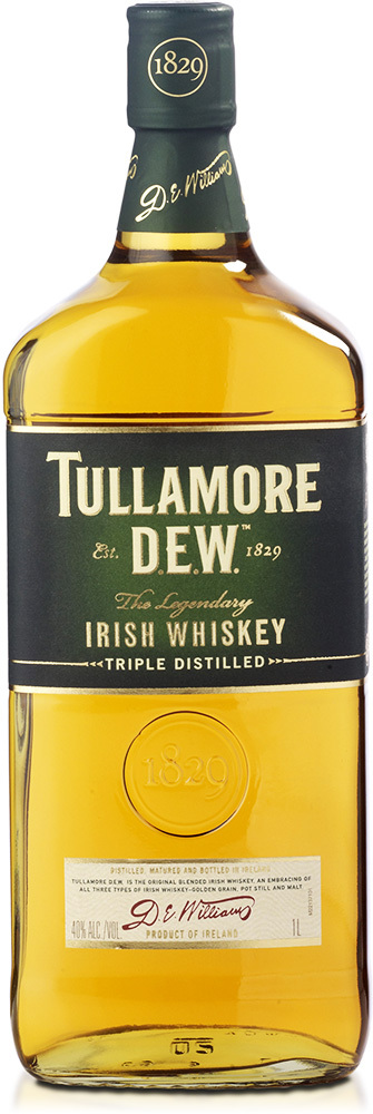Whiskey Tullamore Dew 1l