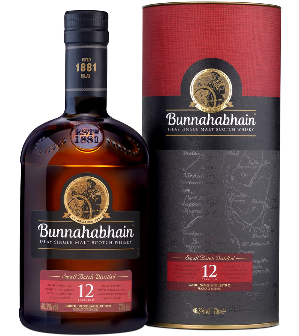 Whisky Bunnahabhain 12 Years Old