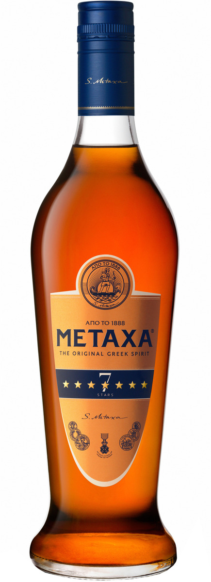 Brandy Metaxa 7*