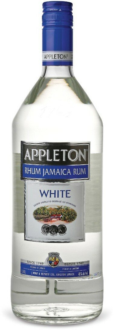 Rum Appleton White