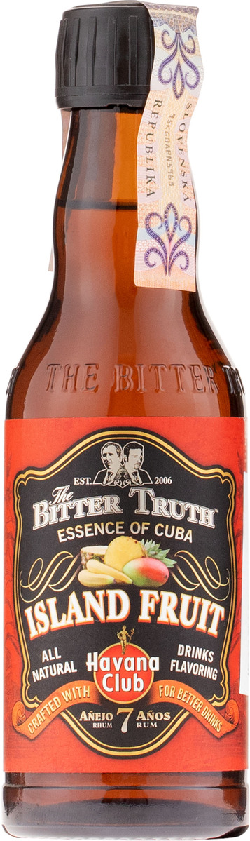 Havana Club Essence of Cuba Island Fruit