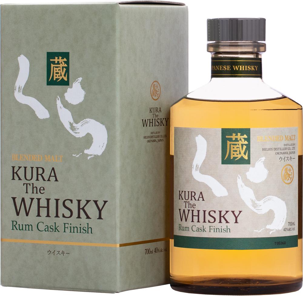 kura the whisky rum finish