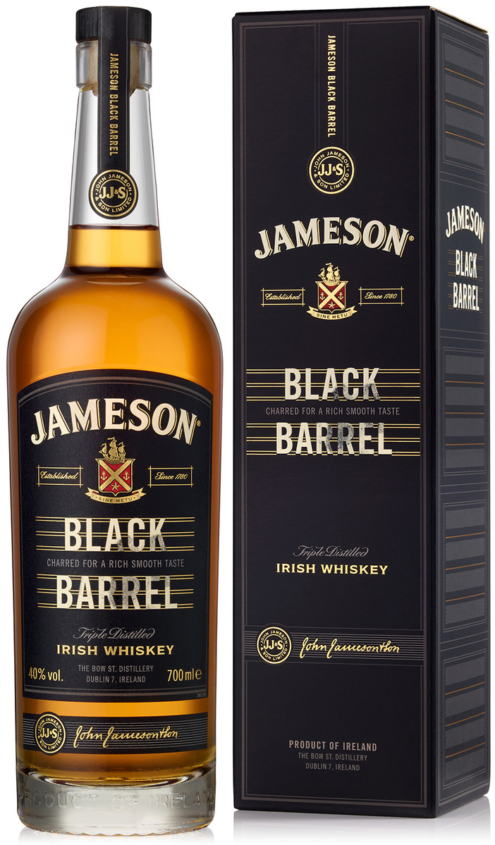 Whiskey Jameson Select Reserve Black Barrel