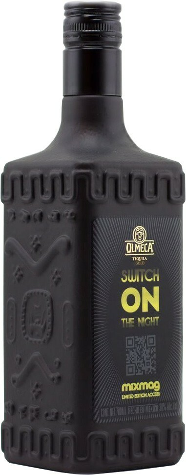 Tequila Olmeca Gold Switch On The Night