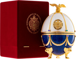 Carskaja Imperial Collection Faberge Perla a Zafír