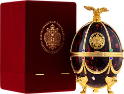 Carskaja Imperial Collection Faberge Rubín