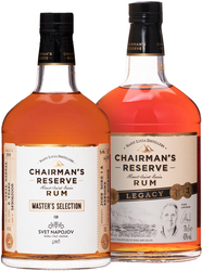 Set Chairman's Reserve Legacy + Master Selection