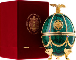 Carskaja Imperial Collection Faberge Smaragd
