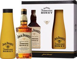 Jack Daniels Honey + termoska