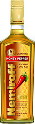 Vodka Nemiroff Honey Pepper