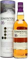 Whisky Tomintoul 16 Years Old