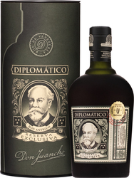 Diplomático Reserva Exclusiva v tube