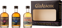 The GlenAllachie Mini set 3 x 0,05l