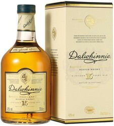 Whisky Dalwhinnie 15 Years Old