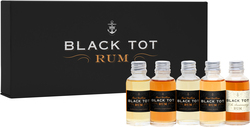 Black Tot 50th Anniversary Tasting Box 5 x 0,03l