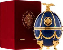 Carskaja Imperial Collection Faberge Zafír