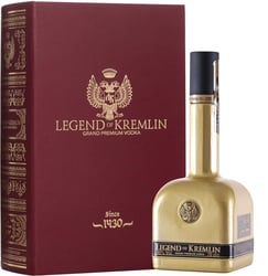 Legend of Kremlin Red & Gold