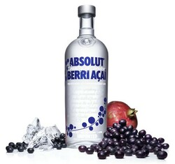 Vodka Absolut Berri Acai