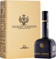 Legend of Kremlin Gold & Black