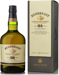 Whiskey Redbreast 21 Years Old