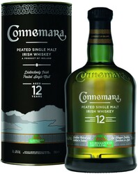 Whiskey Connemara Peated 12 Years Old