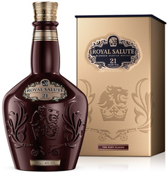Chivas Royal Salute 21 Ročná The Ruby Flagon