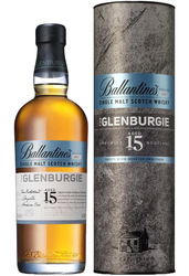 Ballantines The Glenburgie 15 ročná