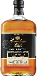 Whisky Canadian Club 12 Years Old