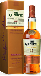 Whisky The Glenlivet 12 Years Old First Fill