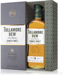 Whiskey Tullamore Dew 14 Years Old