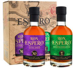 Ron Espero XO + Reserva Exclusiva 2x0,2l