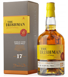 The Irishman Single Malt 17 ročná