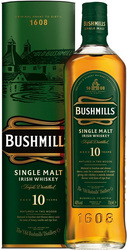 Whiskey Bushmills 10 Years Old