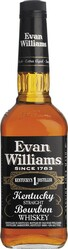 Whiskey Evan Williams Black